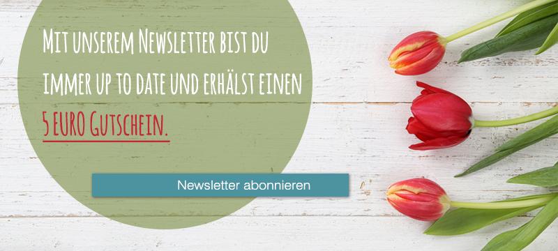 Abonniere unseren Newsletter!